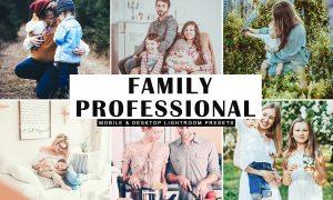 Family Professional Lightroom Presets 3977634