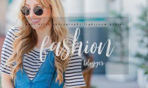 Fashion Blogger Lightroom Preset 2036855