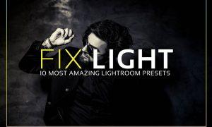 Fix Light Lightroom Presets 1759741