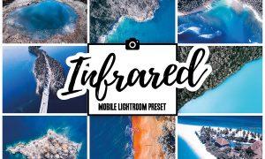 INFRARED Mobile Lightroom Presets 3862483