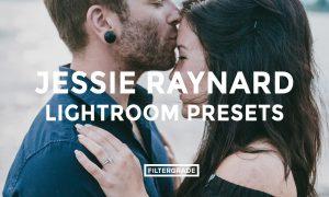 Jessie Raynard Lightroom Presets