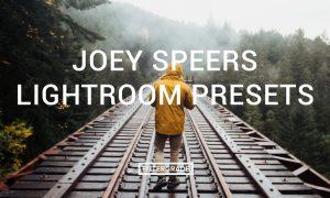 Joey Speers Lightroom Presets