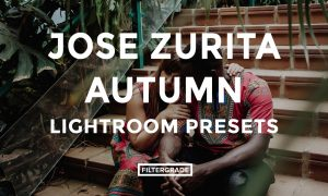 Jose Zurita Autumn Lightroom Presets