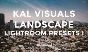 Kal Visuals Landscape Lightroom Presets I