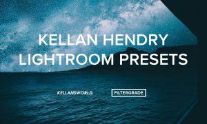 Kellan Hendry Lightroom Presets