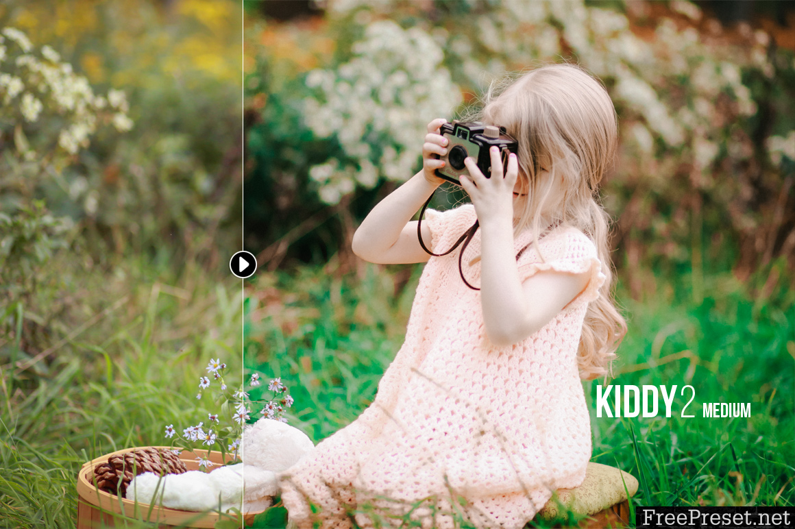 Kiddy - 17 Baby and Children Presets for Lightroom & ACR 19861730