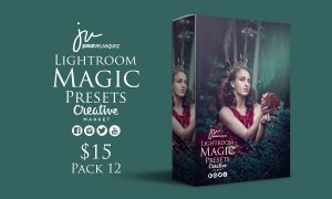 Lightroom - Magic Presets 1585371