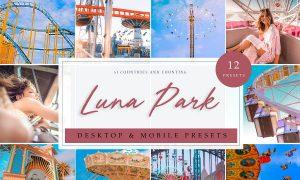 Lightroom Presets Luna Park 3922228
