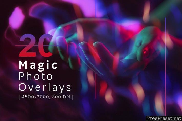 Magic Photo Overlays J8XFA9 - JPG