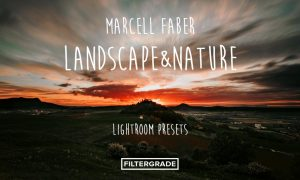 Marcell Faber Landscape & Nature Lightroom Presets