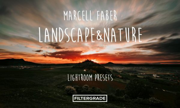 Marcell Faber Landscape & Nature Lightroom Presets
