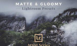 Matte & Gloomy – Lightroom Presets 1779846