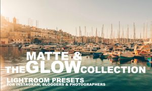 Matte Glow Travel Lightroom Presets 2082472