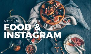 Matte & Moody Food Lightroom Presets 1495435