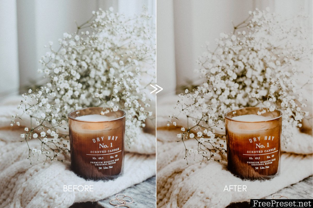 Moody Brown Caramel Sugar Presets 3890188