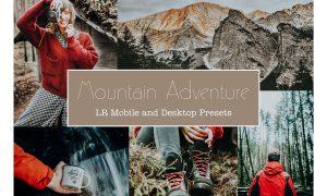 Moody Mountain Lightroom Presets 3894764
