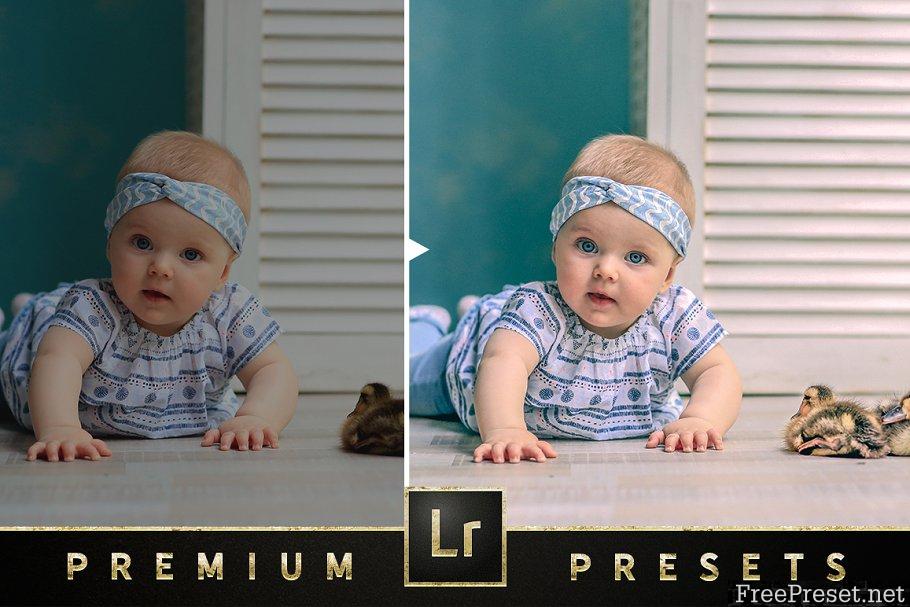 Newborn Baby Lightroom Collection 1739940