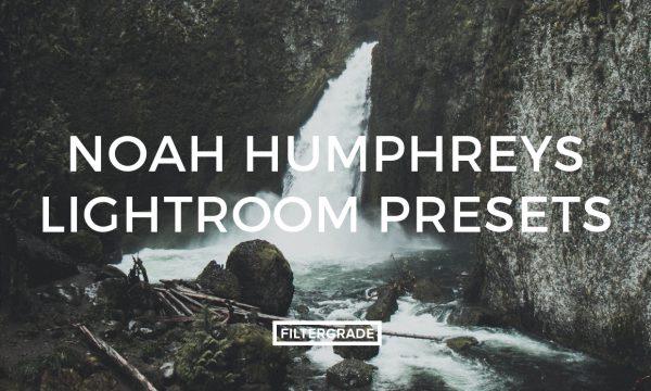 Noah Humphreys Lightroom Presets