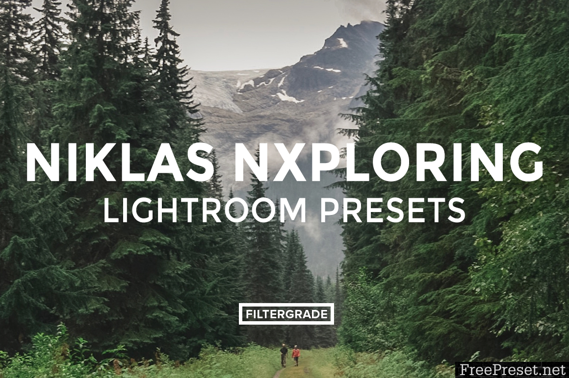 Nxploring Lightroom Presets