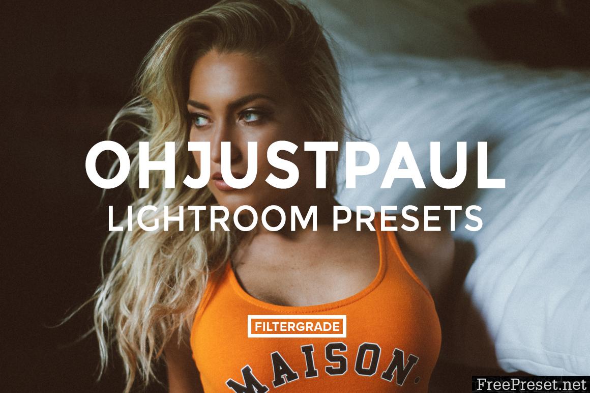Ohjustpaul Lightroom Presets