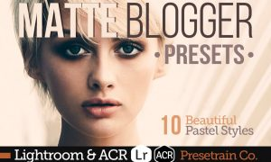 Pastel Matte Blogger Presets 2052929