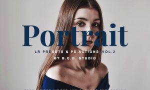 Portrait Lightroom Presets Vol.2 1527547