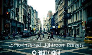Preset Kingdom - Lomo-Inspired Lightroom Presets
