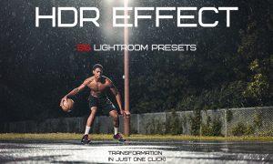 Pro HDR Lightroom Presets 2043169