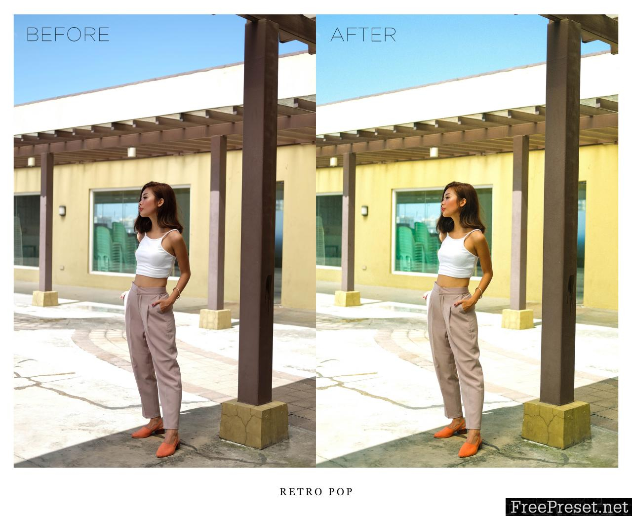 Rhea Bue Lightroom Presets