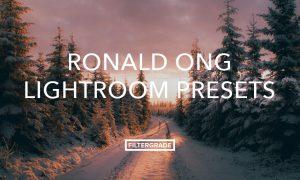 Ronald Ong Lightroom Presets