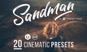 Sandman ACR & Lightroom Presets 1679067