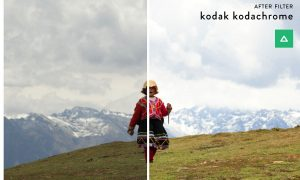 SDCOfilm - Kodak Kodachrome Lightroom Presets