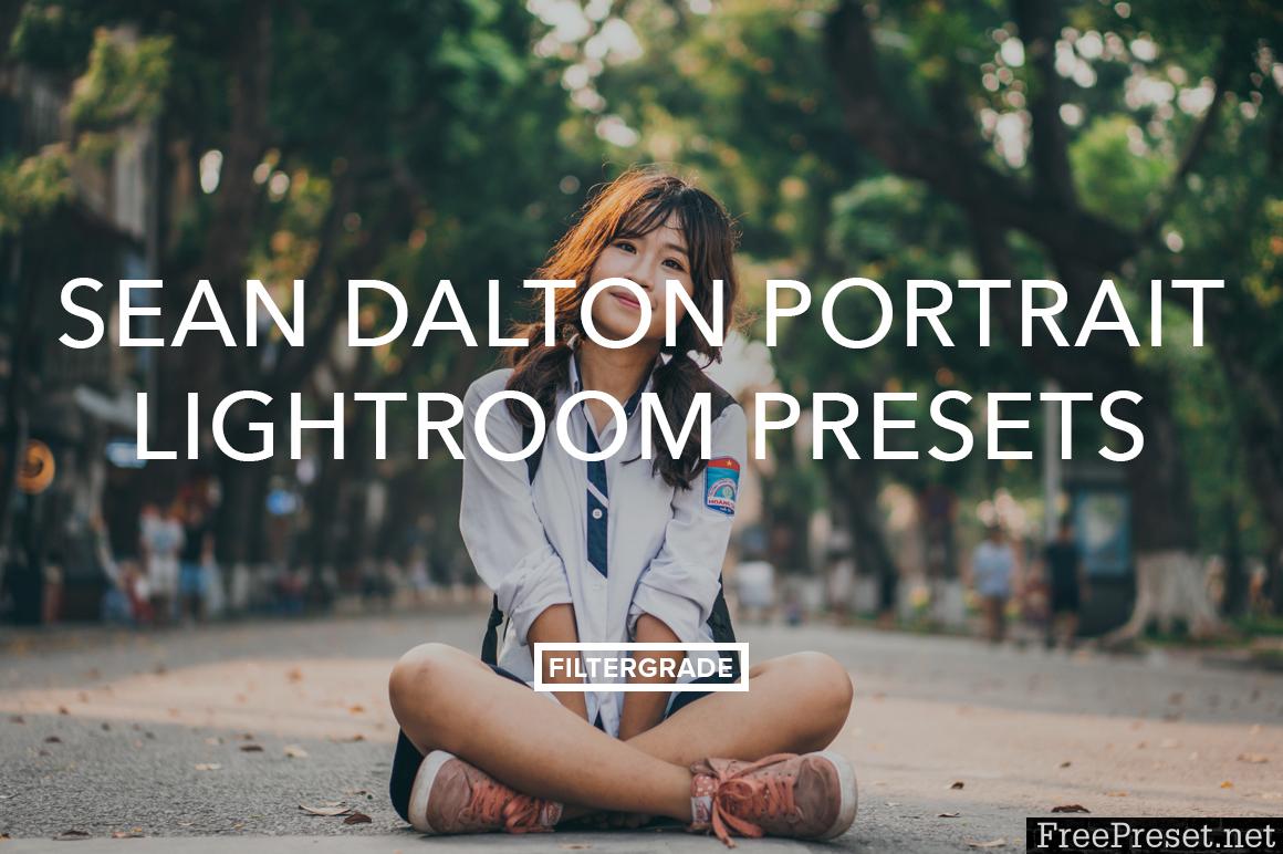 Sean Dalton Portrait Lightroom Presets