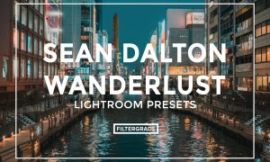 Sean Dalton Wanderlust Lightroom Presets