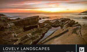 ShutterSweets - Lovely Landscapes Lightroom Presets