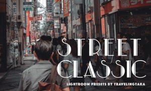 Street Classic Lightroom Presets 1871385