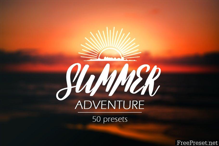 Summer Adventure - Lightroom Presets 1726124