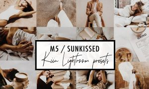 SUN-KISSED LIGHTROOM M5 PRESETS 3799711