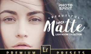Super Matte Lightroom Collection 1483118