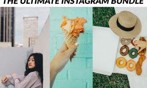 The Instagram LR Preset Bundle 2172408