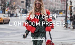 Tiffany Chen Lightroom Presets