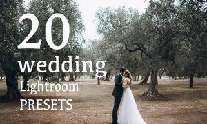 TOP20 WEDDING Lightroom Presets 1476805
