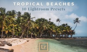 Tropical Beaches – Lightroom Presets 1942354