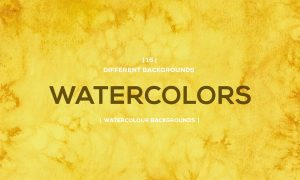 Watercolor Backgrounds ZPM8C4K - JPG, PNG