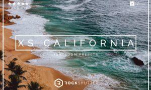 XS California Film Lightroom Presets 2098423