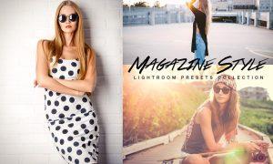 20 Magazine Style Lightroom Presets 430482