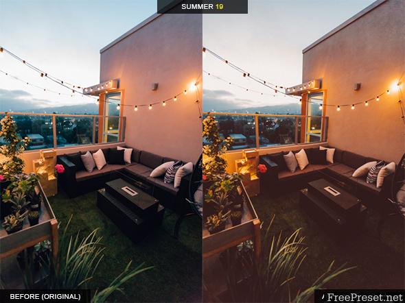 20 Summer Vibes Lightroom Presets + VSCO 22011197