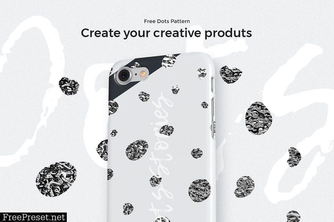 Dots - Instagram Stories Pack LMXEZR - PSD, JPG