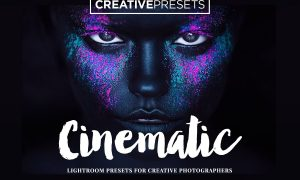 30 Cinematic Lightroom Collection 1320478