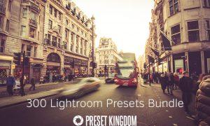 300 Lightroom Presets Bundle 459717